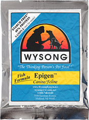 wysong epigen pet food