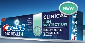 crest gum protection