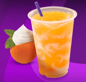 free orange freeze