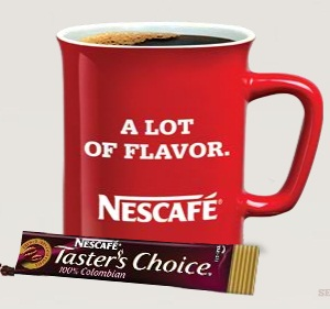free nescafe sample