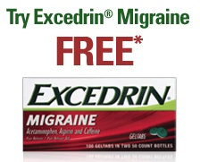 free excedrin