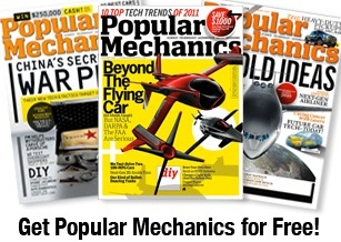 free popular mechanics magazine