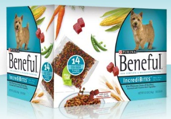 free purina beneful dog food