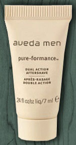 free aveda men sample