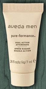 free aveda men sample