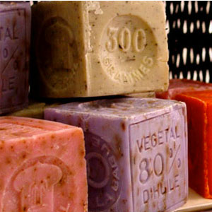free french soap
