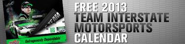 interstate 2013 calendar