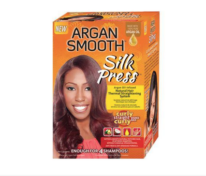 Argan Smooth Haircare