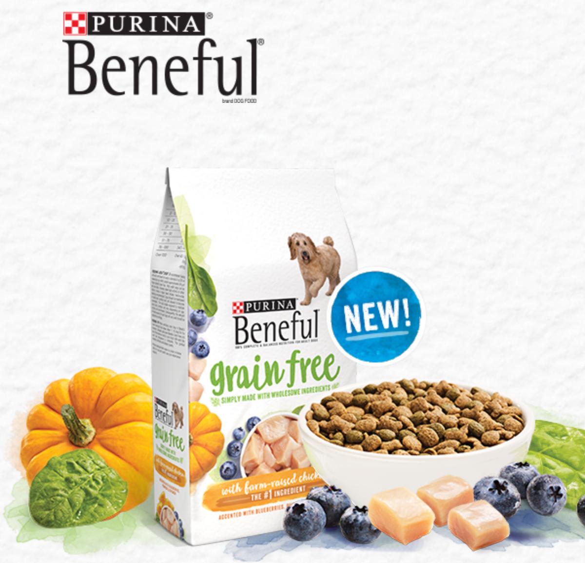 Purina Free Samples Dog Food
